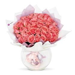 "51 розовая роза ""Magical"""